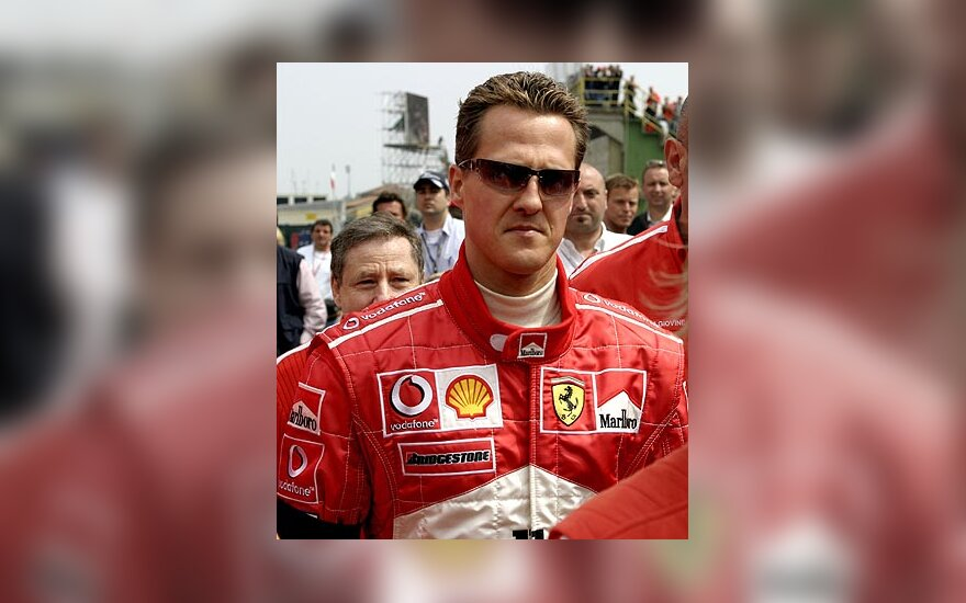 M. Schumacher