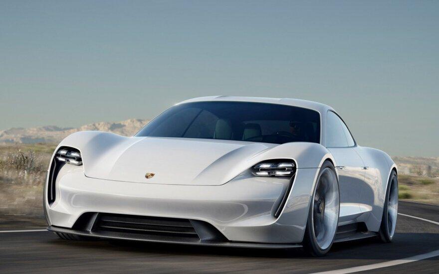 Naujasis Porsche