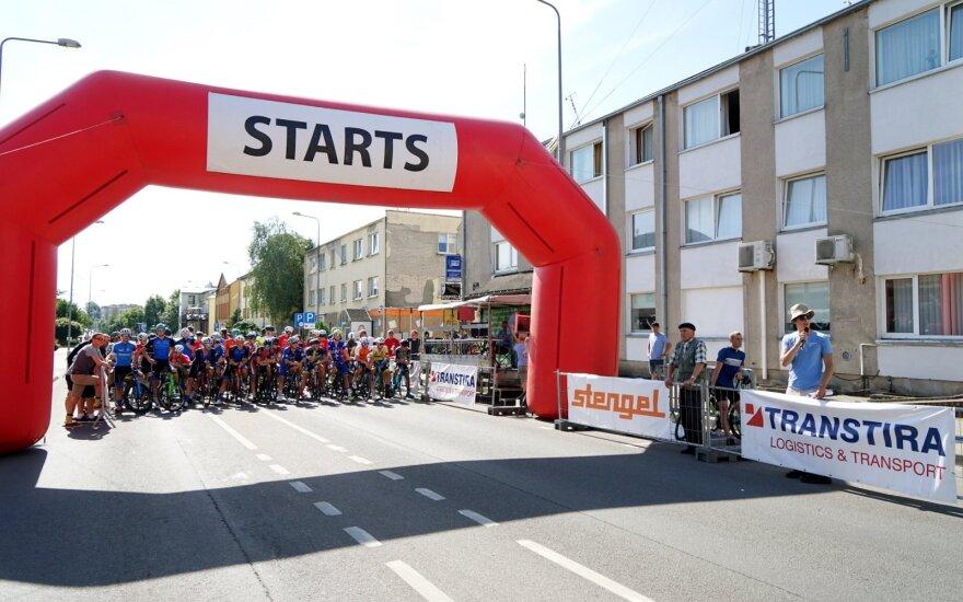 Ramūno Navardausko taurės dviračių lenktynės (Foto: Egidijus Tutkus)