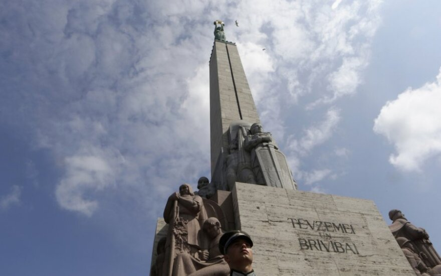 Laisvės paminklas Rygoje