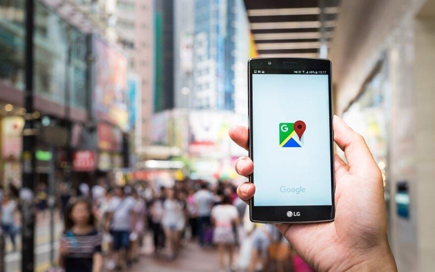 """Kaip aš bandžiau pasislėpti nuo """"Google"""": po trijų savaičių ir išleistų šimtų dolerių – pasidaviau"""