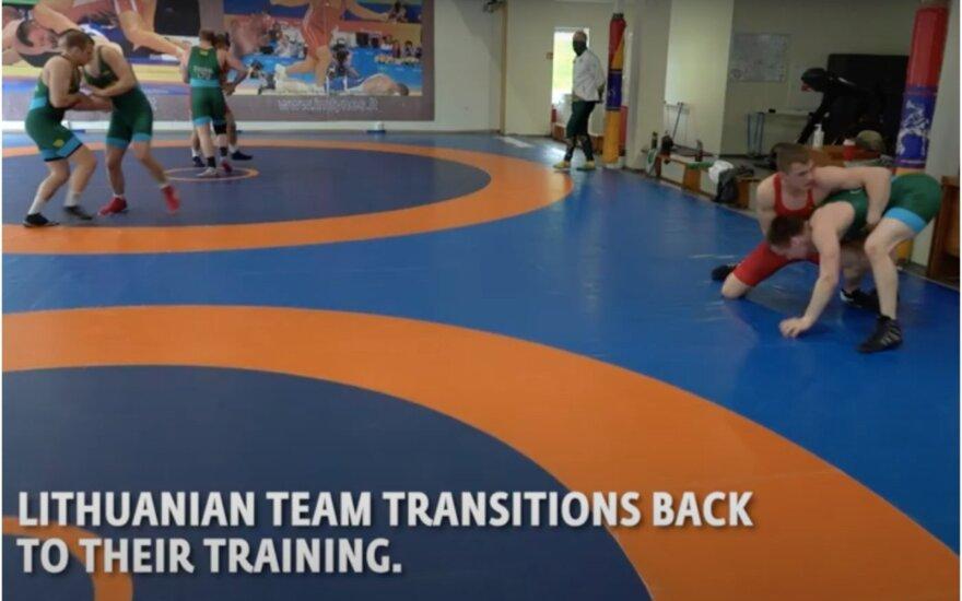 Ant kilimų grįžę Lietuvos imtyninkai sulaukė tarptautinio dėmesio