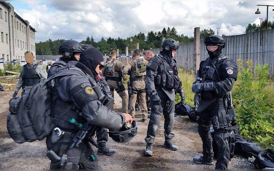 Aras pratybose Estijoje
