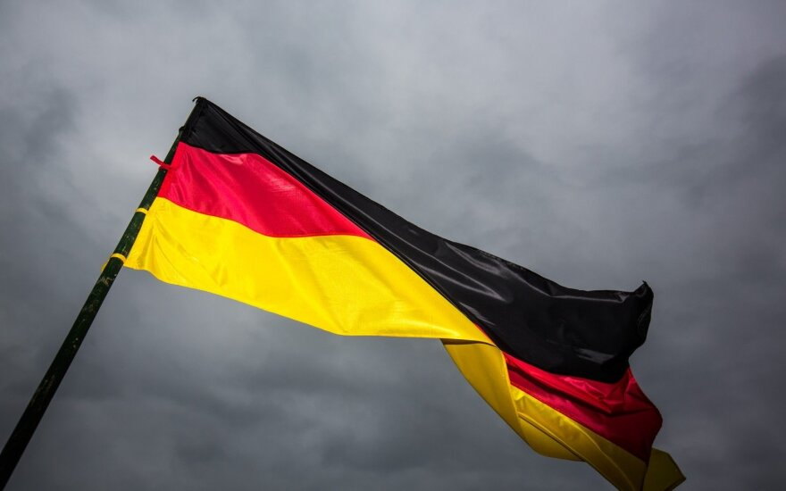 Gruodį sulėtėjo infliacija Vokietijoje
