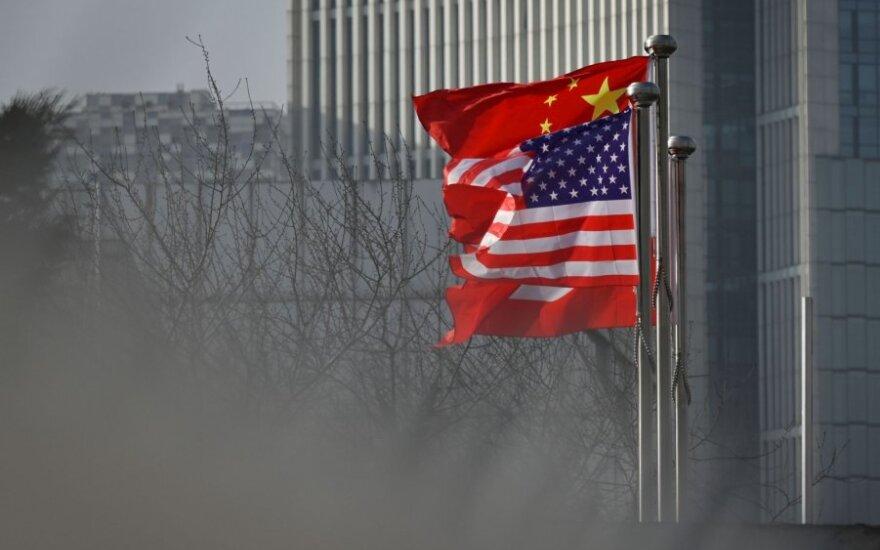 JAV, Kinija