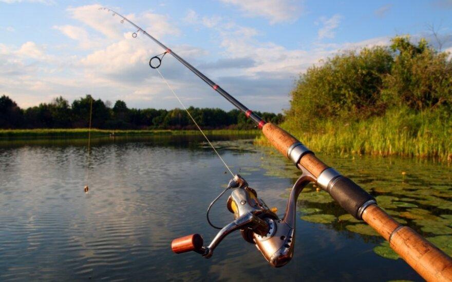"""Pašiurpino """"sėkmingo"""" žvejo istorija"""