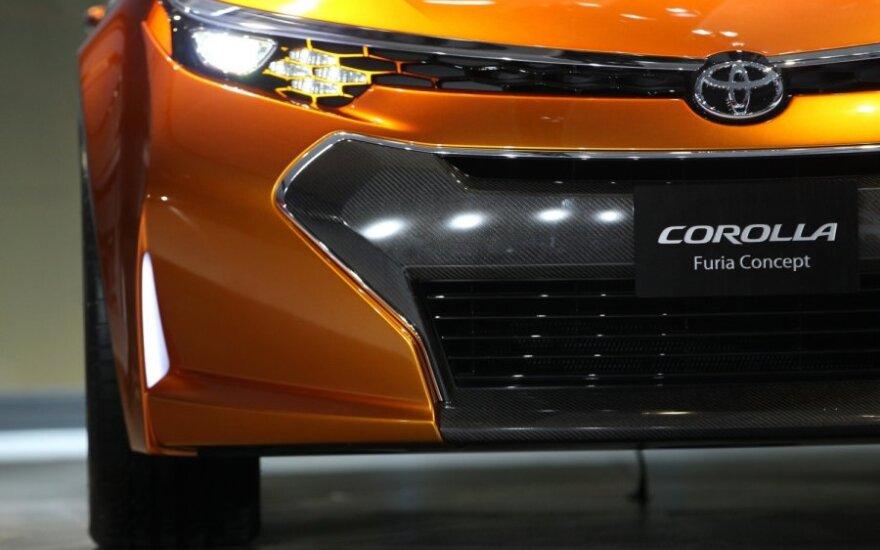 Toyota Corolla Furia koncepcija