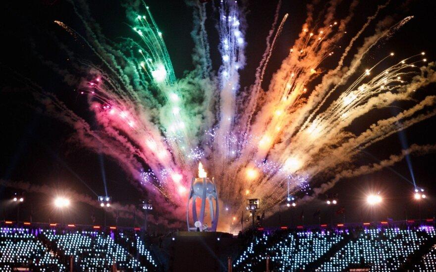 Pjongčange atidaryta žiemos parolimpiada – be lietuvių, su neutraliais atletais iš Rusijos