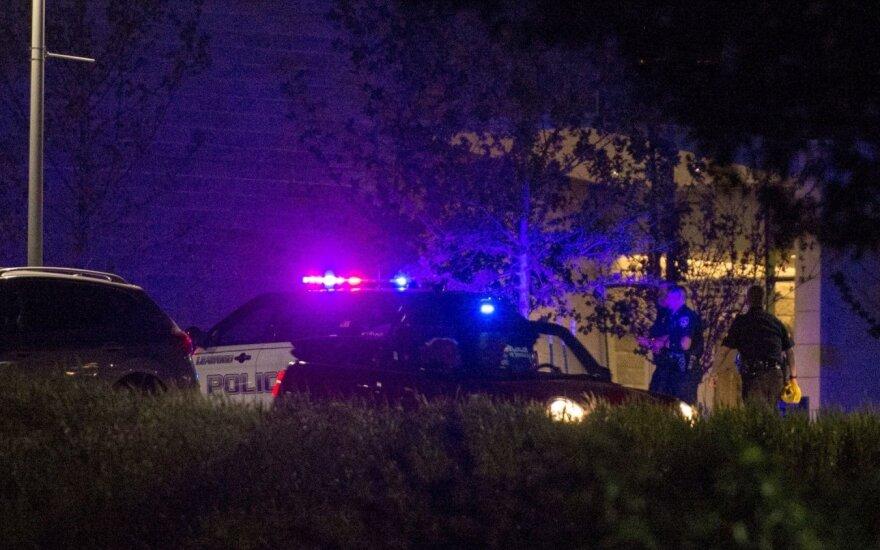 Naujajame Džersyje dvi moteris įkaitėmis laikęs vyras nušautas