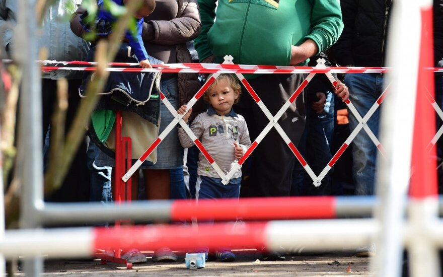 Lithuania's municipalities reluctant to welcome refugees