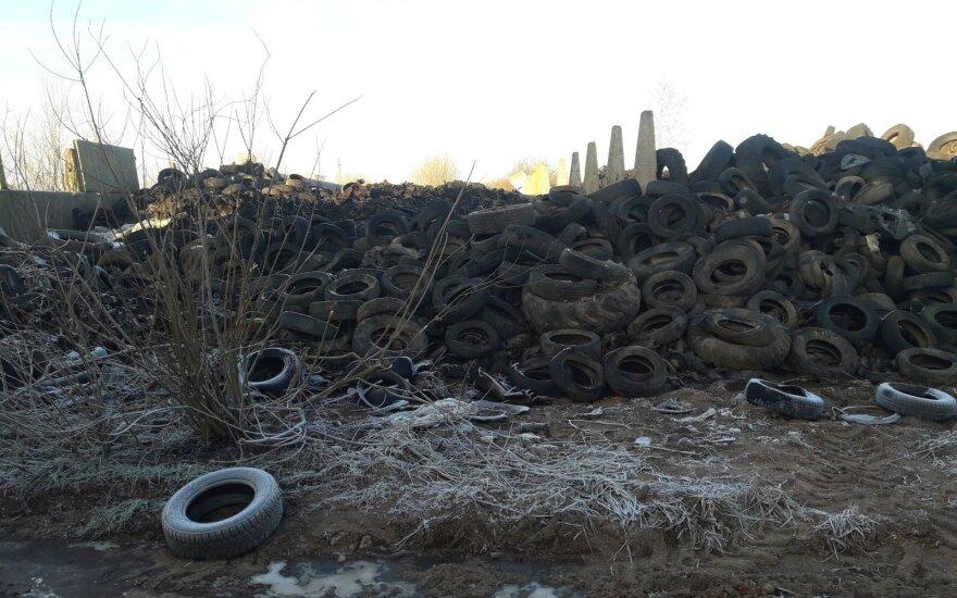 Kauno rajone nebeliks daugiau kaip dešimtmetį stūksojusio sąvartyno