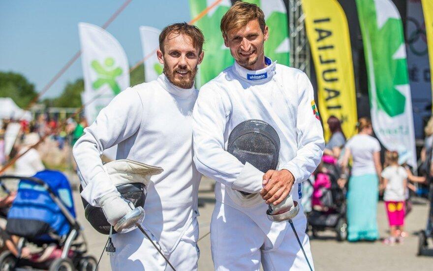 Šiauliuose pagerinti du Olimpinės dienos rekordai
