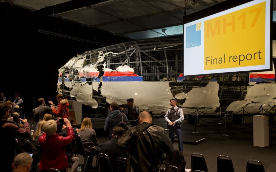 MH17 airplane catastrophe investigation final report