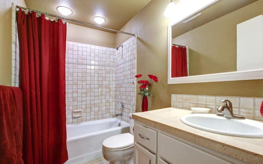Pati efektyviausia naminė valymo priemonė voniai
