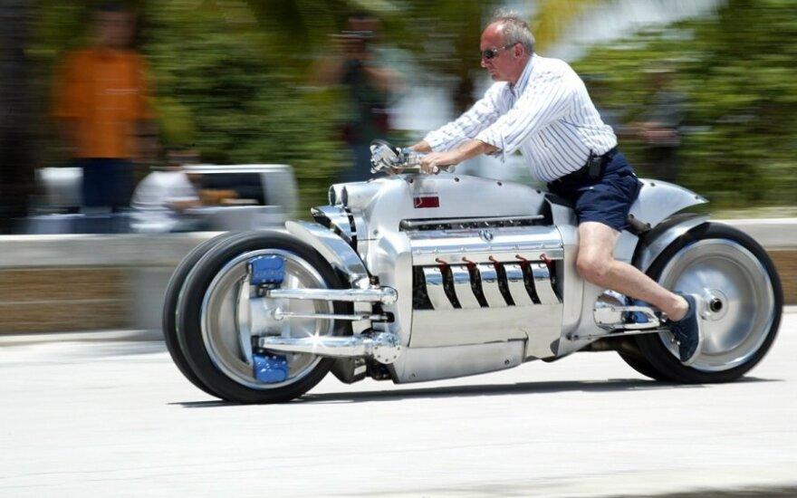 Dodge Tomahawk motociklas