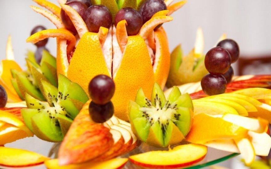 Sveikatai naudingas vaisius: mažina kraujospūdį, stiprina imunitetą, kaulus ir nagus
