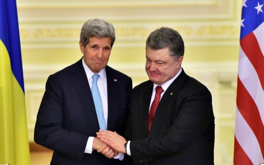 Po Minsko susitarimo – kalbos apie sankcijų Rusijai švelninimą