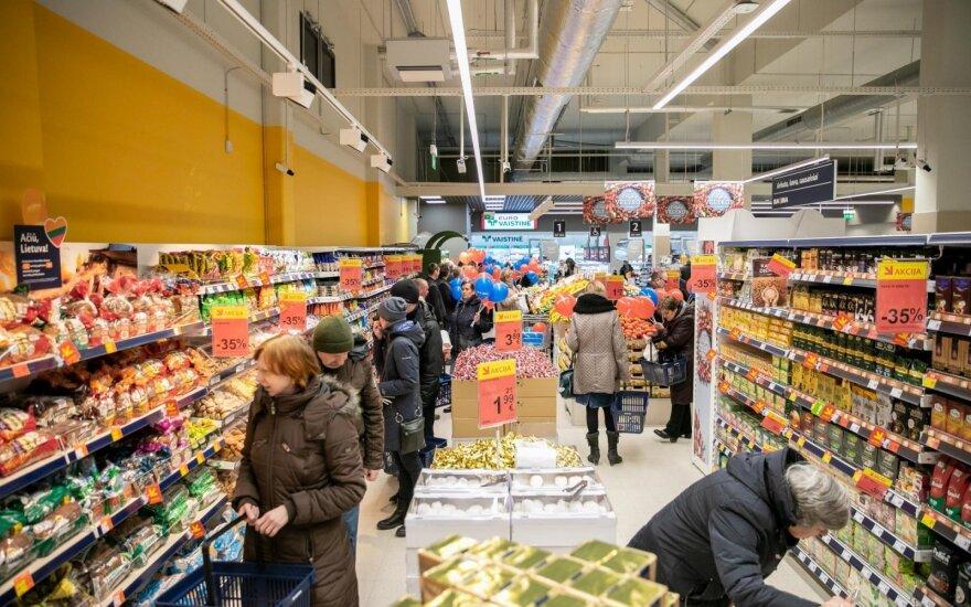 Nuotaikos vis niūresnės: daugiau gyventojų mano, kad ekonominė padėtis Lietuvoje blogės