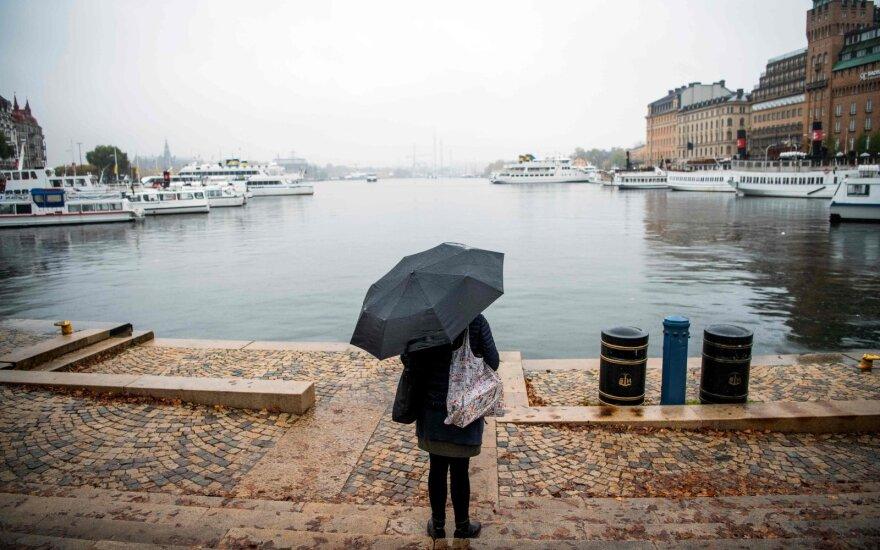 Tegnellis: Švedija artėja prie kritinės ribos
