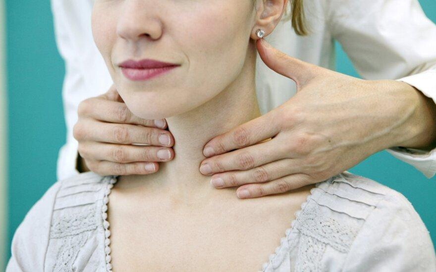 Limfmazgiai perspėja apie peršalimą ir vėžines ligas
