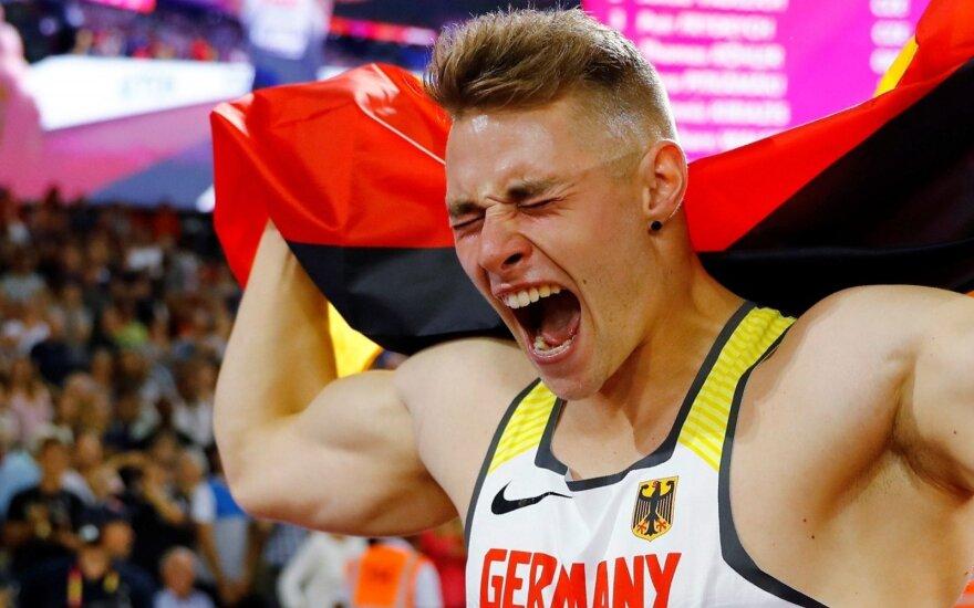 Ieties metikas Šimoliūnas Europos taurėje – 13-tas, nugalėtojas pasiekė įspūdingą rezultatą