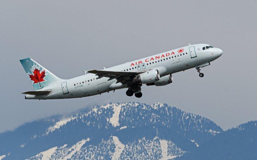 Kanados oro linijos
