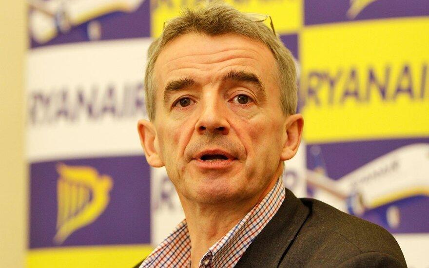 """""""Ryanair"""" vadovas: teroristai """"dažniausiai yra musulmonai"""""""