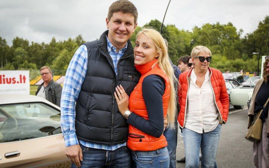 Evaldas Norkevičius ir Liepa Mondeikaitė-Norkevičienė
