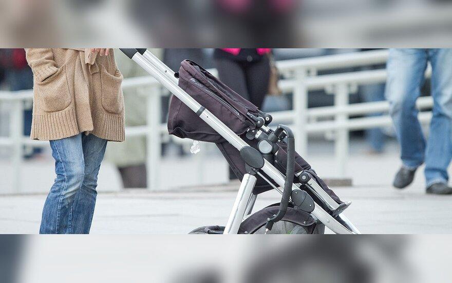 Lenkijoje policija ieško kūdikio pagrobėjo