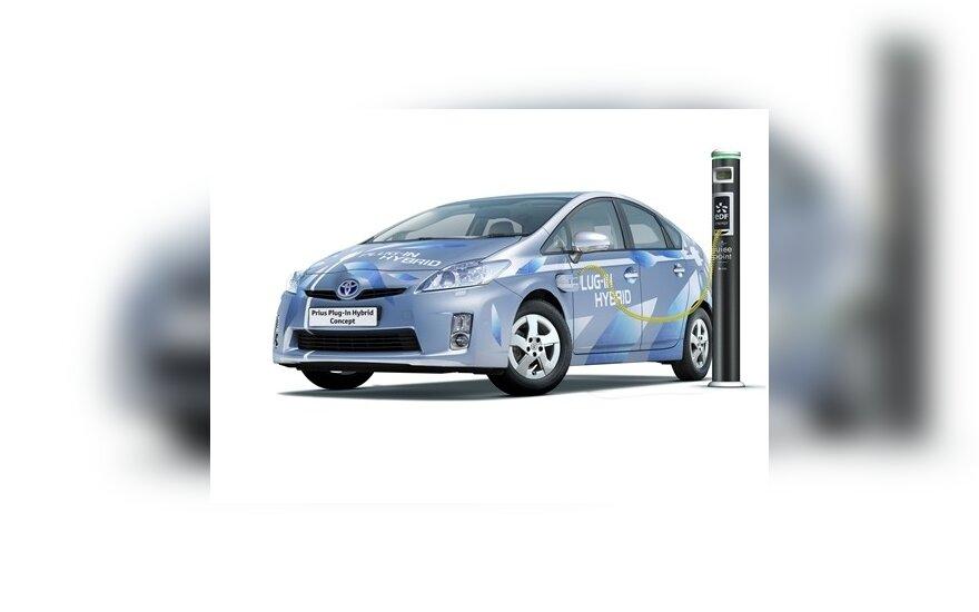 Toyota Prius Plug-in koncepcija