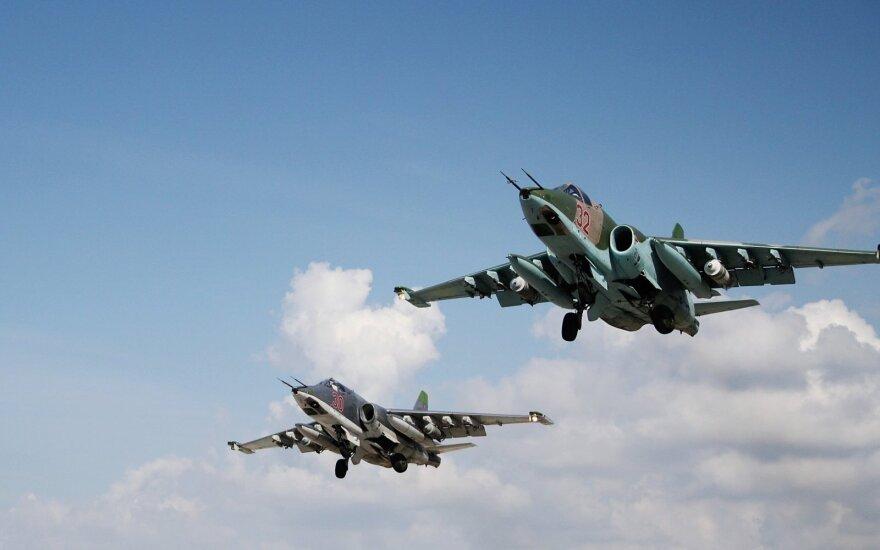 Rusijos pajėgos Sirijoje