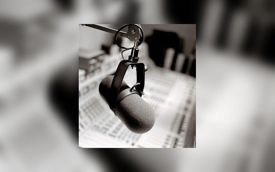 Nauja radijo laida pristatys aukso fondo įrašus