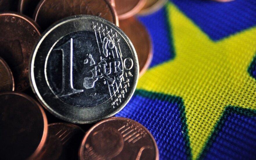 Analitikas apie tai, kurias prekes labiausiai brangins euras