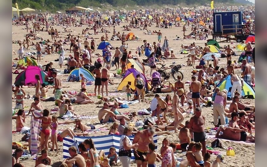 Pirma vasara su euru: kiek teks išleisti atostogoms?