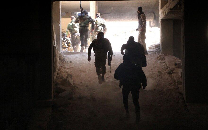 Kariai-vaiduokliai: Rusija slepia dar vieną niekšybę Sirijoje
