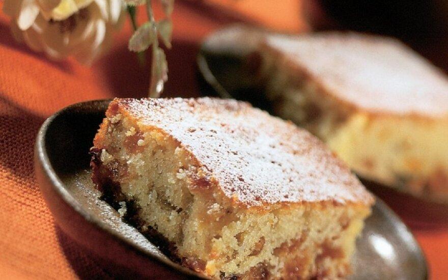 Rūgpienio pyragas