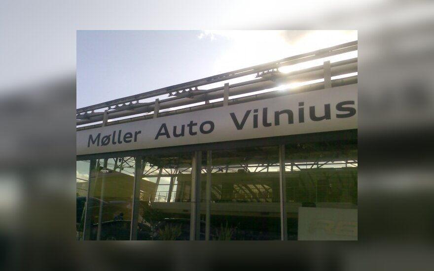 Møller Auto Vilnius