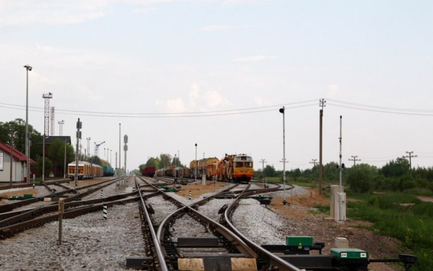 Lithuania to toughen railway freight scheme to Customs Union