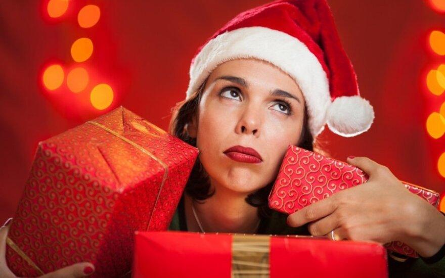 Trys dalykai, keliantys įtampą prieš Kalėdas