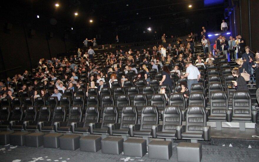 Cinema in Vilnius