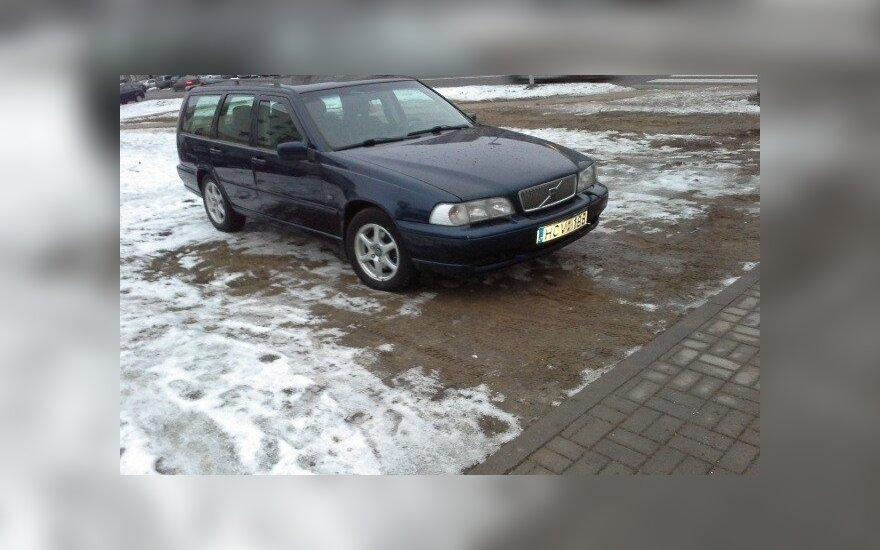 """Savaitės """"Baudos kvitas"""": mano automobilis, mano įstatymai!"""