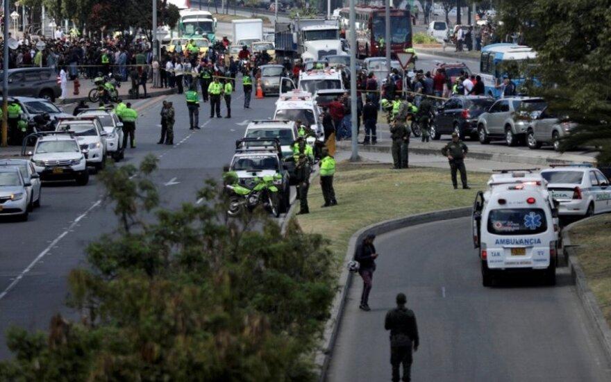 Išpuolis Bogotos policijos akademijoje