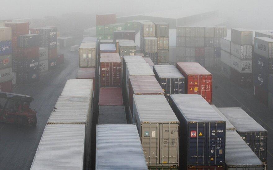 Ship traffic at Klaipėda port remains restricted