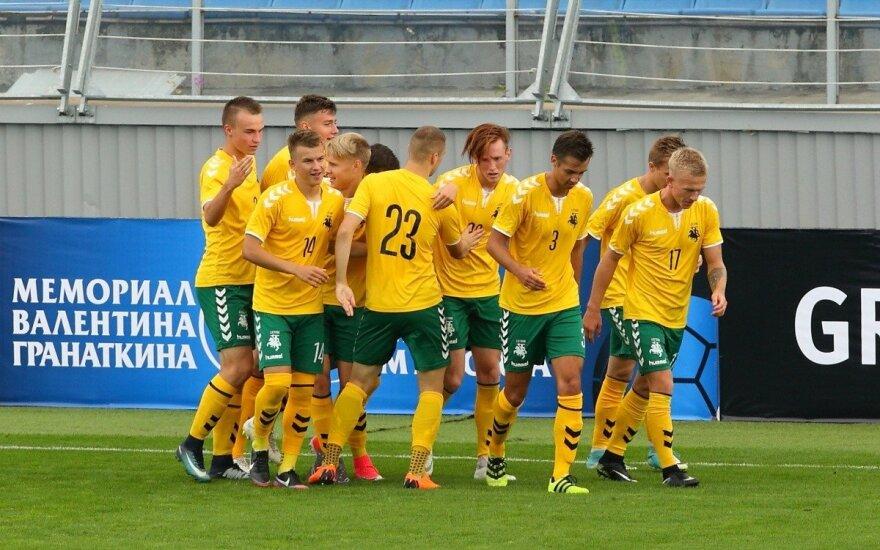 Lietuvos U19 rinktinė