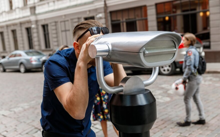 Nonsense.tv VR solution in Riga