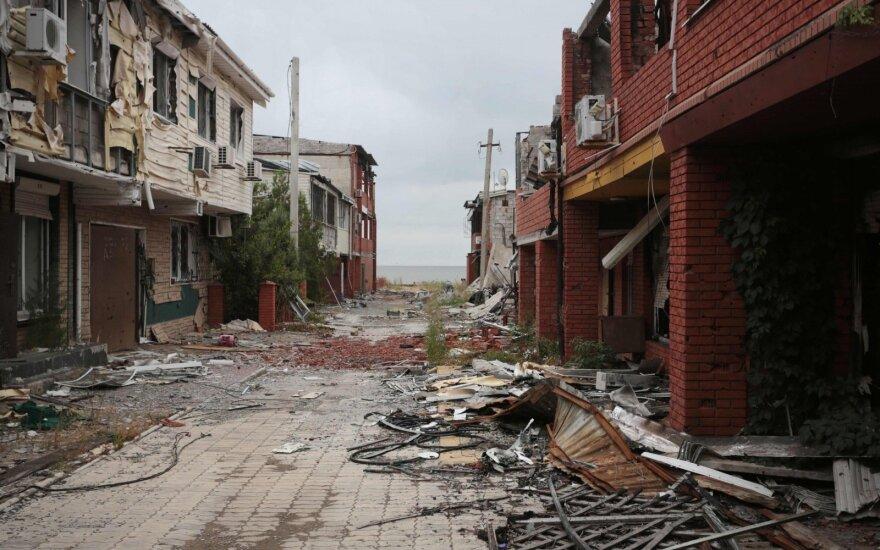 Donecke per Komunistų partijos suvažiavimą driokstelėjo sprogimas, esama sužeistų