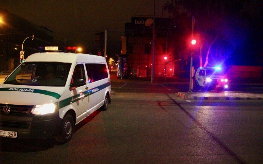 Šalčininkų policijoje aliarmas: pranešta, kad mieste pagrobtas žmogus – ant galvos užmovė maišą, įgrūdo į automobilį ir nusivežė