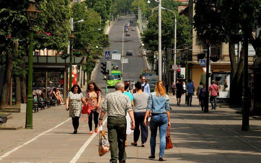 Antroji vasaros diena Kaune