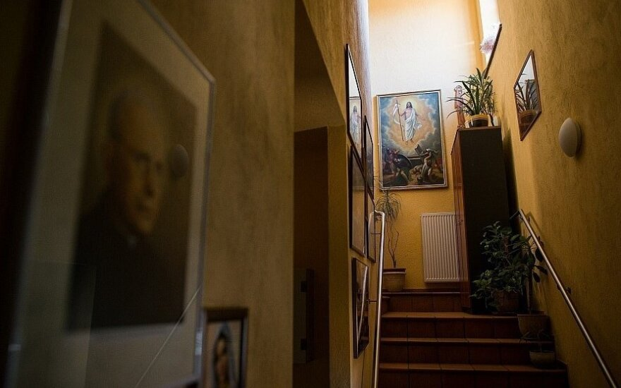 Jie irgi lauks popiežiaus: čia atvykstama numirti