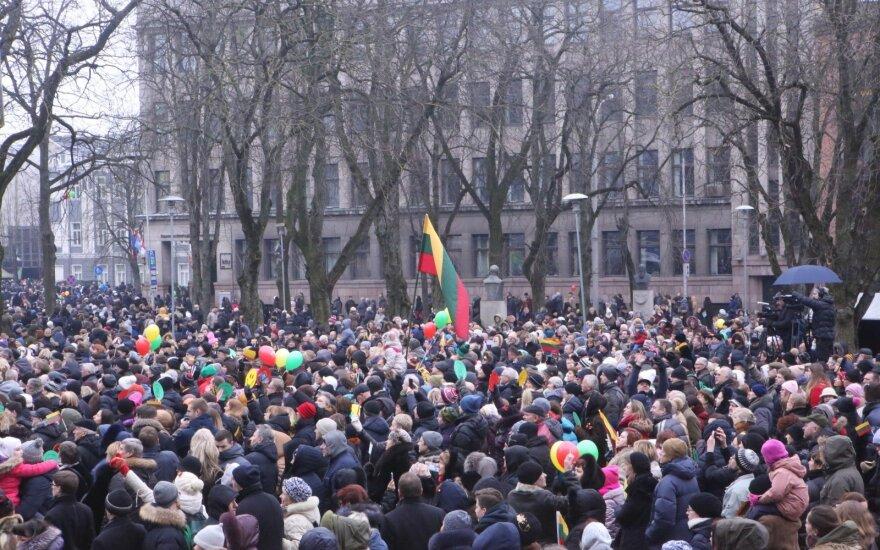 Šventinis šimtmečio paminėjimas Kaune